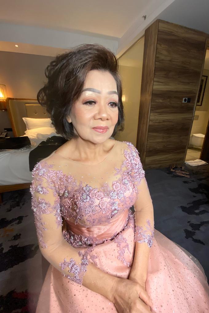 Make Up for Mom of Bride/Groom by AgnesAng Makeup - 017