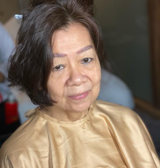 Make Up for Mom of Bride/Groom by AgnesAng Makeup - 018