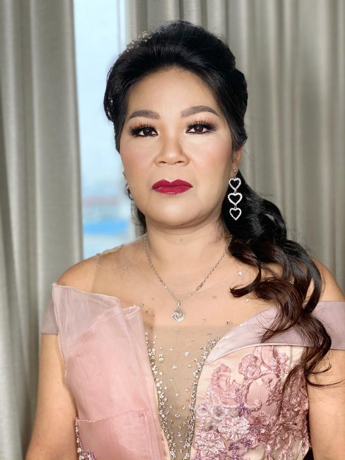 Make Up for Mom of Bride/Groom by AgnesAng Makeup - 019