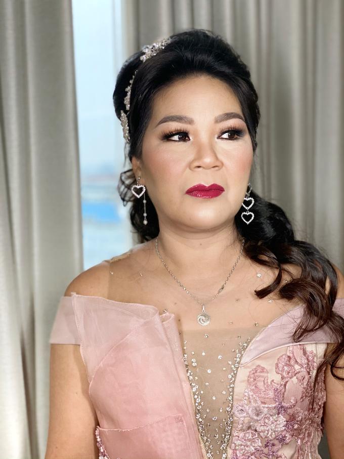 Make Up for Mom of Bride/Groom by AgnesAng Makeup - 020