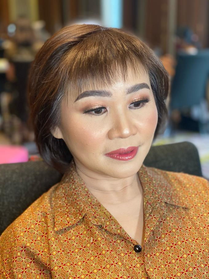 Make Up for Mom of Bride/Groom by AgnesAng Makeup - 027