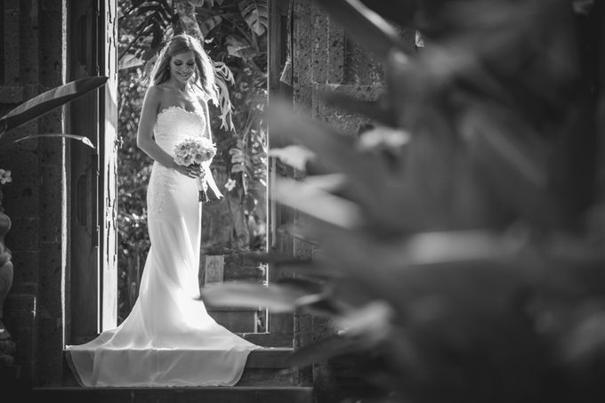 Agota & Balazs Wedding Day by Ferry Tjoe Photography - 056