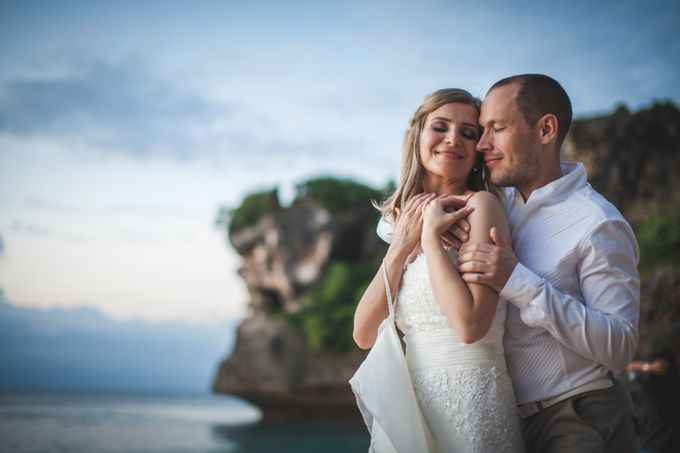 Agota & Balazs Wedding Day by Ferry Tjoe Photography - 070