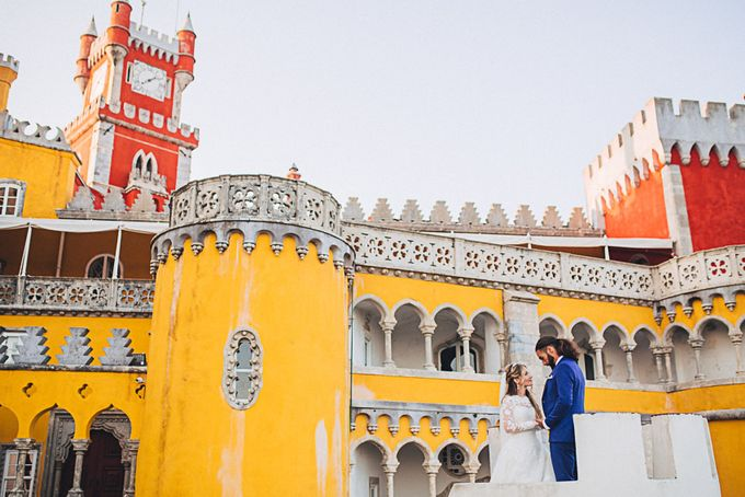 Margarita & Andrew Fairy Tale Wedding by Fashion Moments Eventos - 016