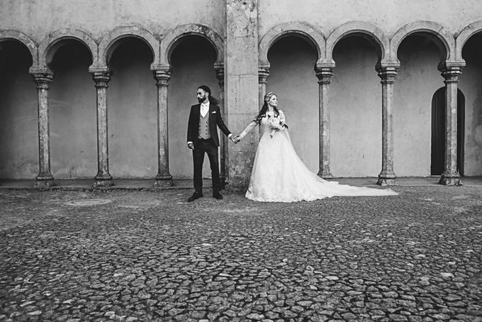 Margarita & Andrew Fairy Tale Wedding by Fashion Moments Eventos - 009