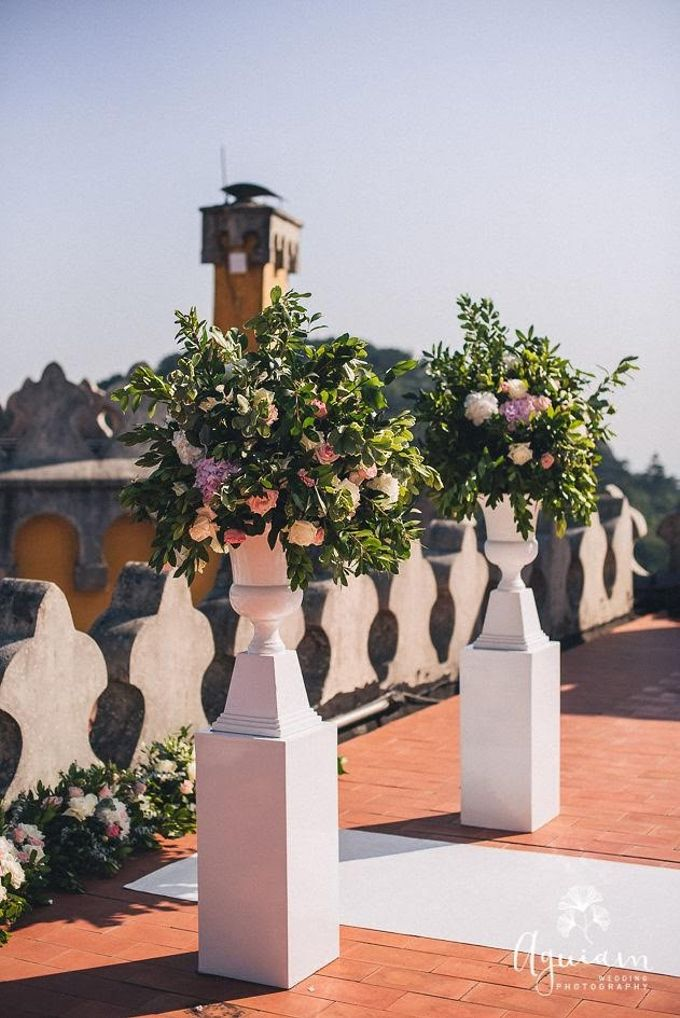 Margarita & Andrew Fairy Tale Wedding by Fashion Moments Eventos - 011