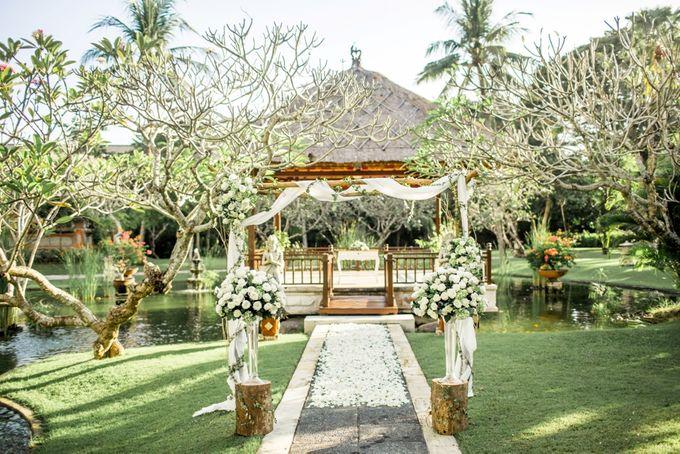 ceremony by Nusa Dua Beach Hotel & Spa, Bali - 001