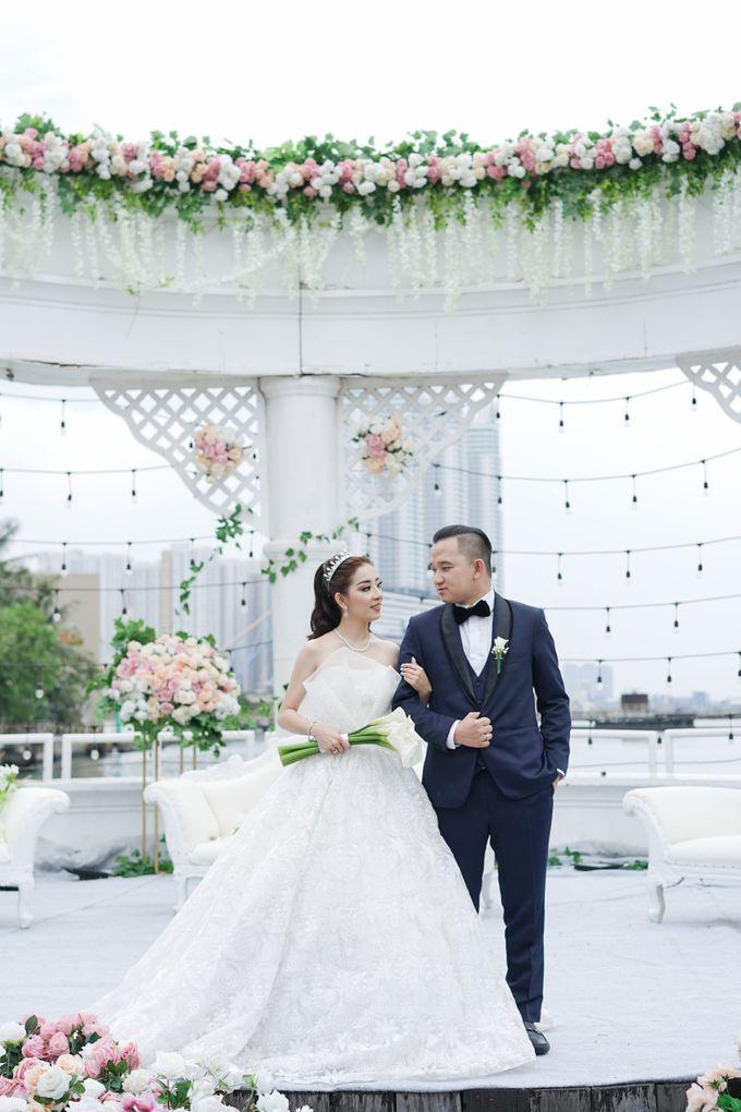 Wedding Of  Agung & Meyliana by Ohana Enterprise - 005