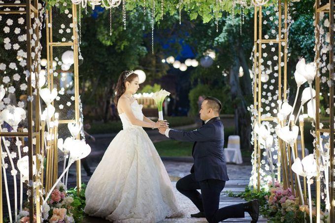 Wedding Of  Agung & Meyliana by Ohana Enterprise - 008