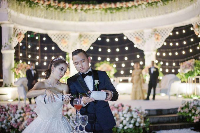 Wedding Of  Agung & Meyliana by Ohana Enterprise - 009
