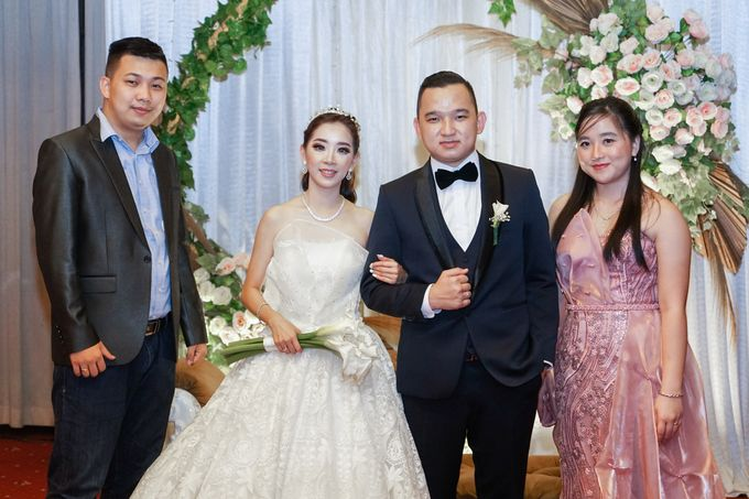 Wedding Of  Agung & Meyliana by Ohana Enterprise - 011