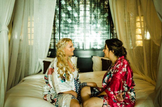 Blake & Tayla by The Sakala Resort Bali - 006