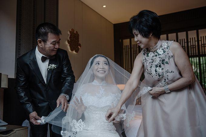 Bali Destination Wedding by Mariyasa - 020