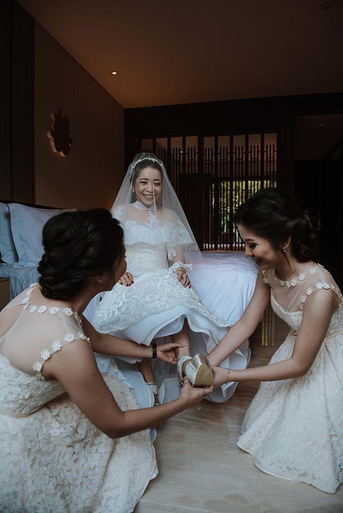 Bali Destination Wedding by Mariyasa - 021