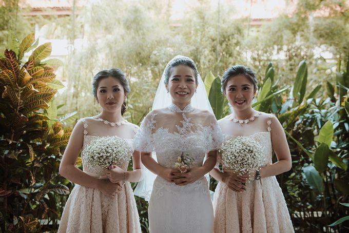 Bali Destination Wedding by Mariyasa - 001