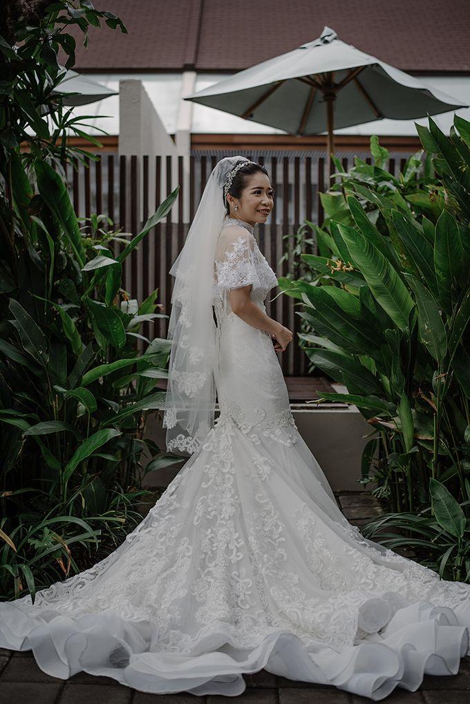 Bali Destination Wedding by Mariyasa - 005
