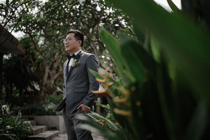 Bali Destination Wedding by Mariyasa - 006