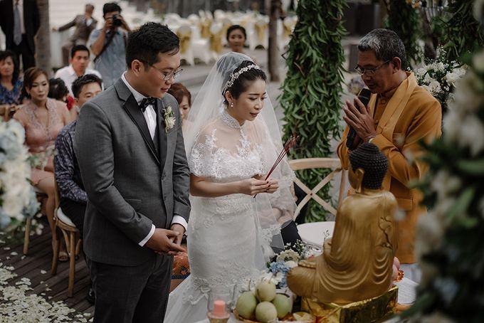 Bali Destination Wedding by Mariyasa - 011