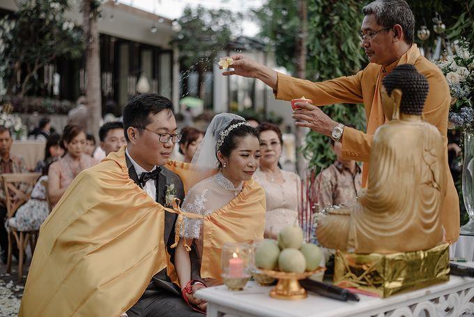 Bali Destination Wedding by Mariyasa - 013