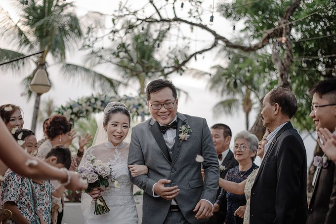 Bali Destination Wedding by Mariyasa - 014