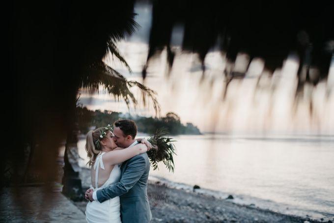 Amed Bali Destination Wedding by Mariyasa - 002