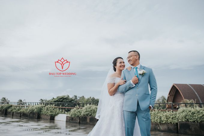 Wonderful Beach Wedding by Bali Top Wedding - 005