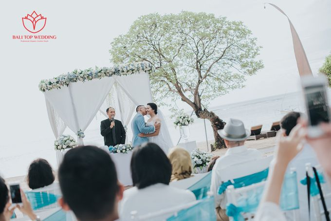 Wonderful Beach Wedding by Bali Top Wedding - 007