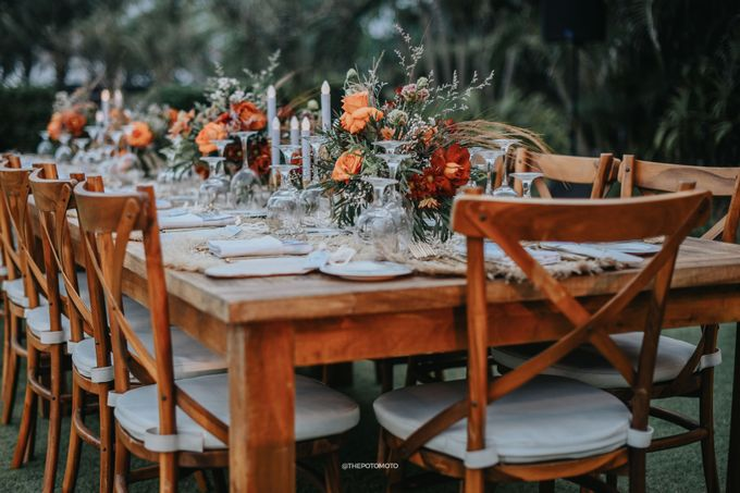 Sam & Lara Wedding at Canggu Bali by Catalina Flora - 026