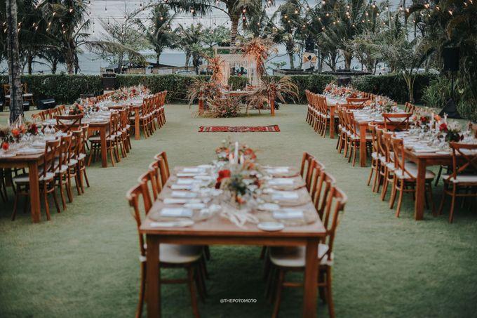 Sam & Lara Wedding at Canggu Bali by Catalina Flora - 035