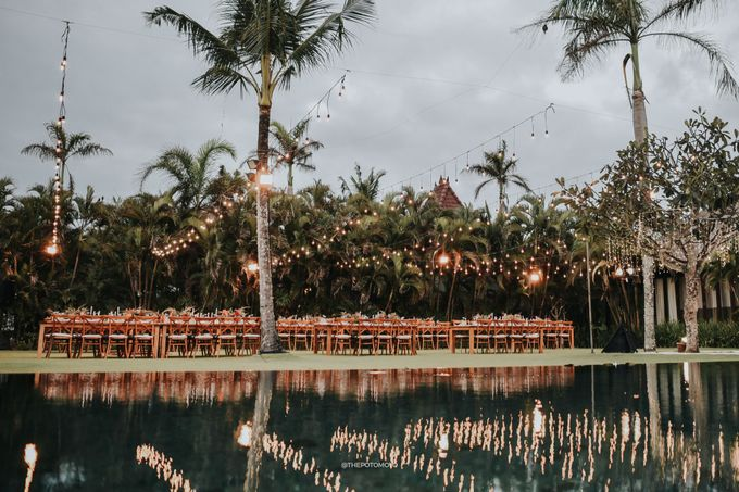 Sam & Lara Wedding at Canggu Bali by Catalina Flora - 030