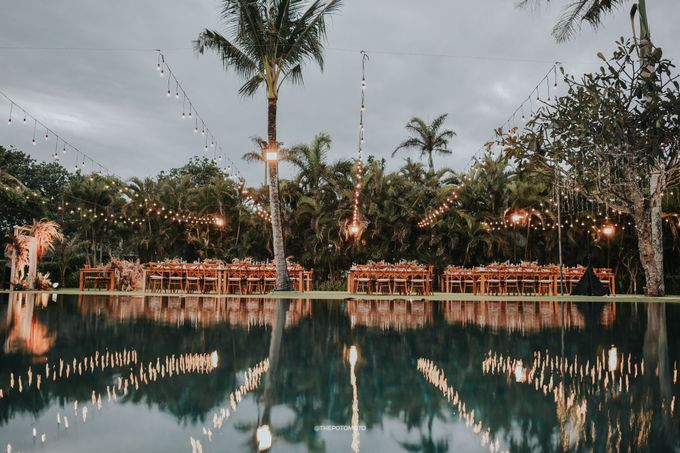 Sam & Lara Wedding at Canggu Bali by Catalina Flora - 029