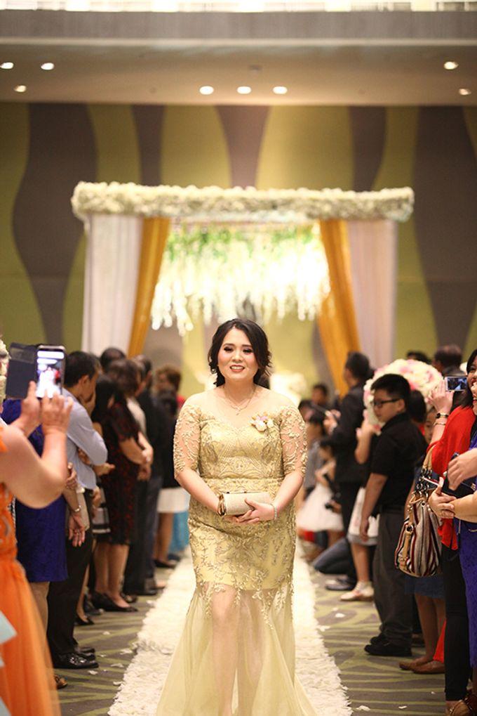 Jeffison & Santya Wedding by DESPRO Organizer - 008