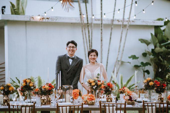 Garden Wedding by Averie Hous - 006