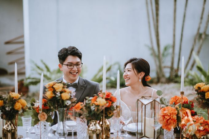 Garden Wedding by Averie Hous - 007