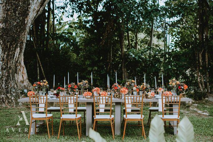 Garden Wedding by Averie Hous - 001