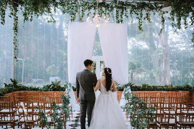 Garden Wedding by Averie Hous - 009