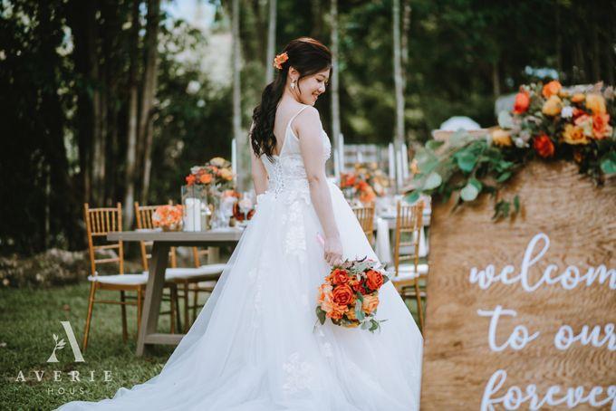 Garden Wedding by Averie Hous - 002