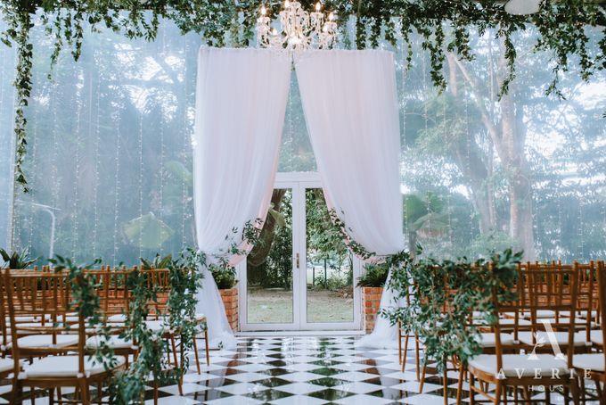 Garden Wedding by Averie Hous - 010