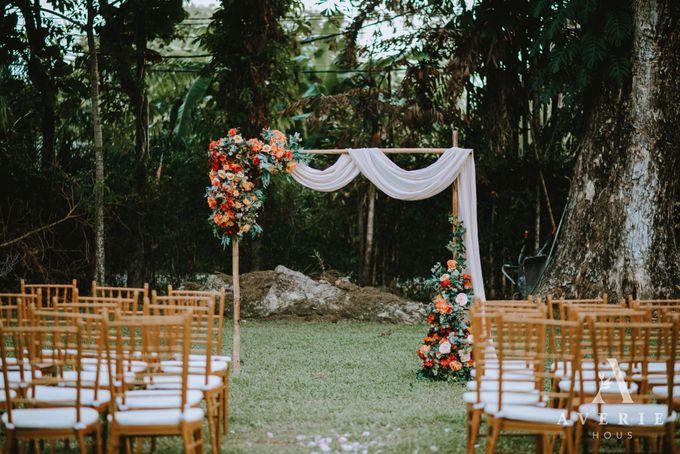 Garden Wedding by Averie Hous - 012