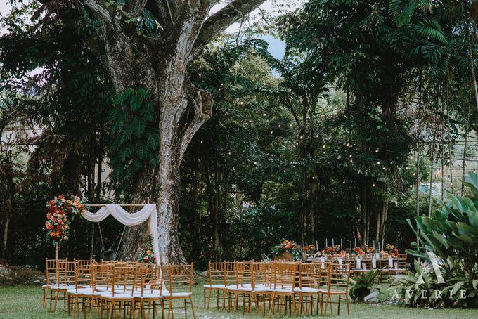 Garden Wedding by Averie Hous - 013