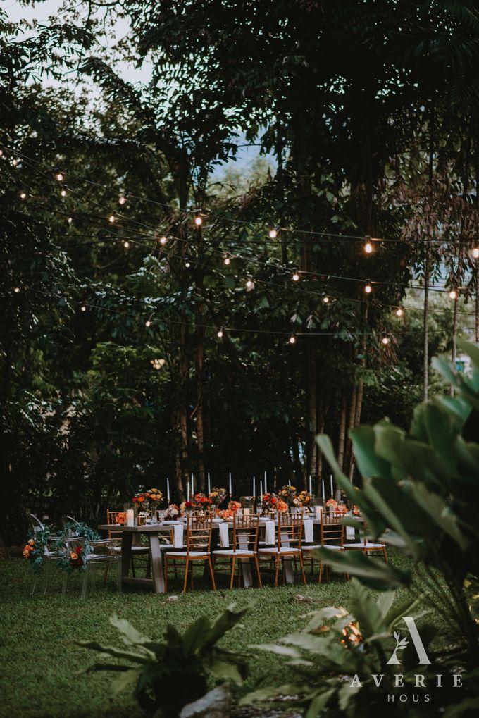 Garden Wedding by Averie Hous - 014