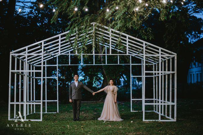 Garden Wedding by Averie Hous - 015