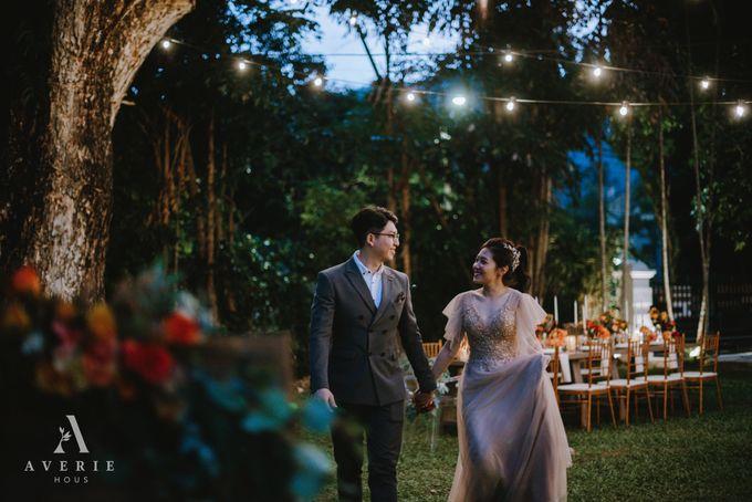 Garden Wedding by Averie Hous - 016