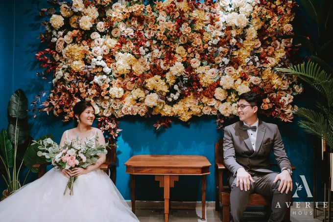 Garden Wedding by Averie Hous - 004