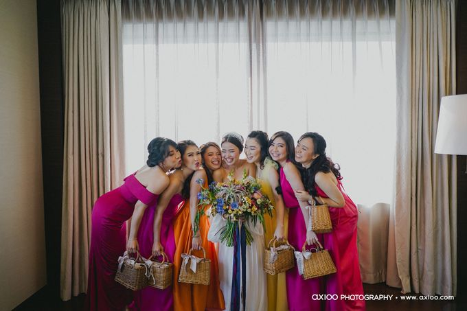 Andrie & Shella by One Heart Wedding - 004