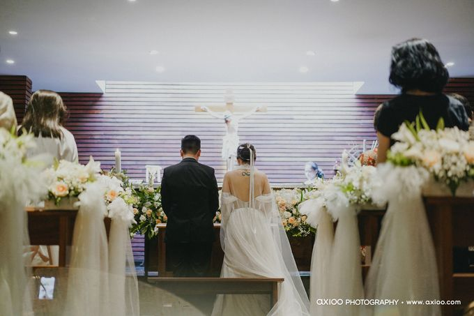 Andrie & Shella by One Heart Wedding - 005