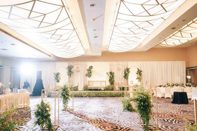 Wedding Reception - Calvin & Herna by Celra Official - 002