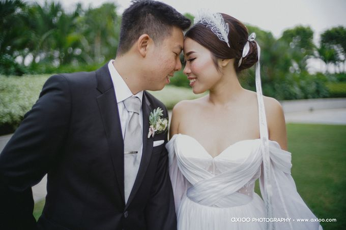 Andrie & Shella by One Heart Wedding - 006