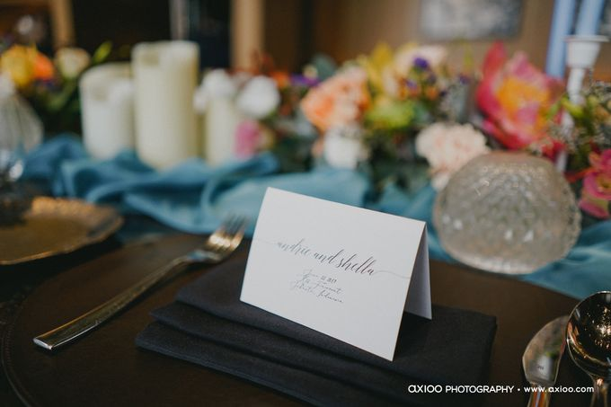 Andrie & Shella by One Heart Wedding - 007