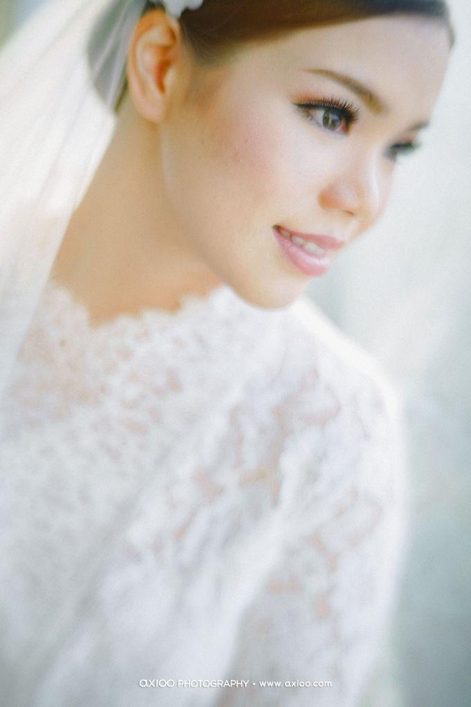 Wedding Albert & Vania by Priscilla Myrna - 006